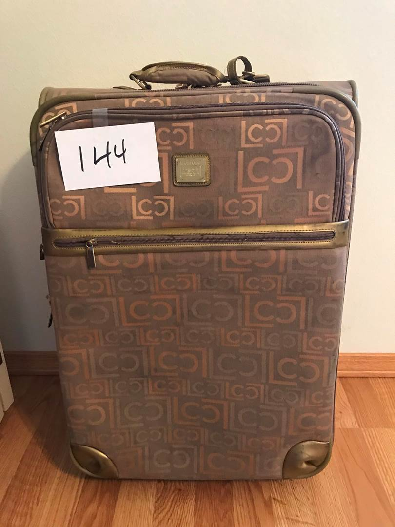 Lot # 144 - Liz Claiborne Full Size Suit Case (in great shape). (main image)