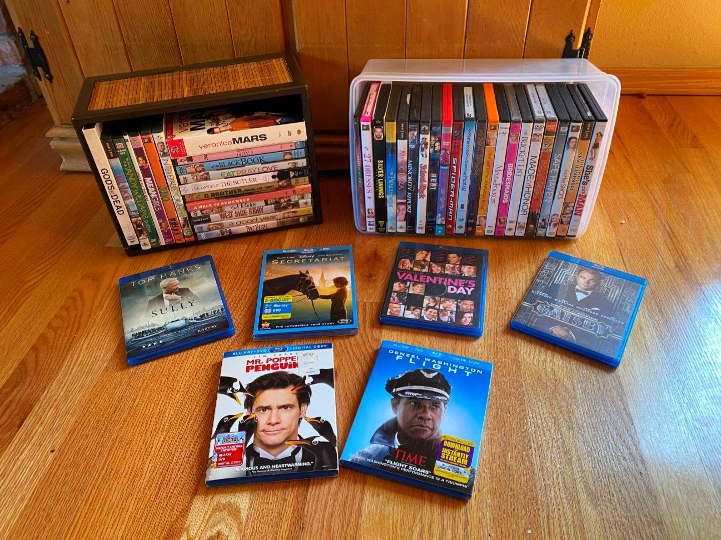 Lot # 43 - Small Collection of DVD's & Blu Ray Disks - Some Unopened (main image)