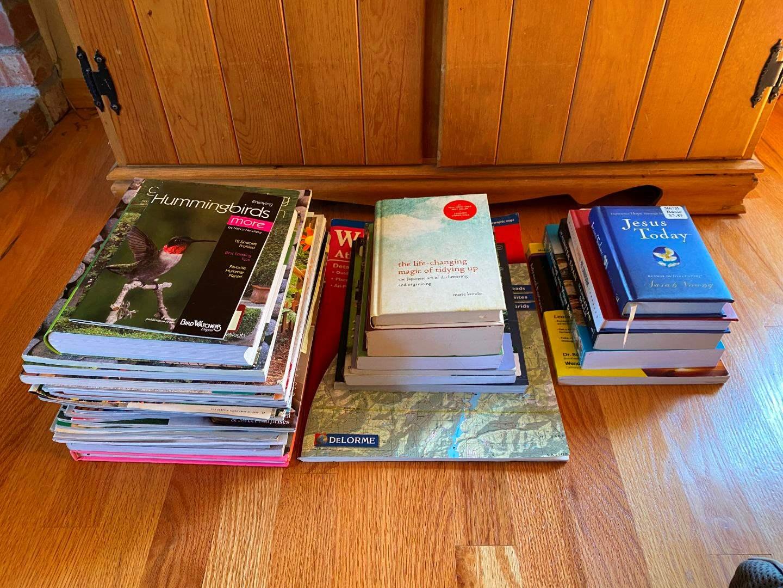 Lot # 44 - Books & Magazines (main image)