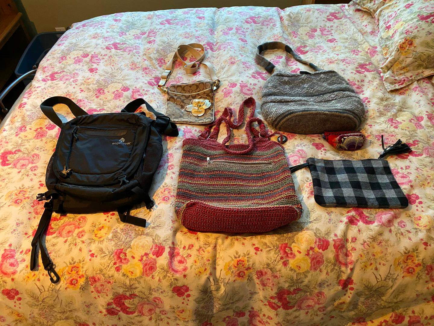 Lot # 103 - Small Selection of Handbags - (See Pictures for Brands). (main image)