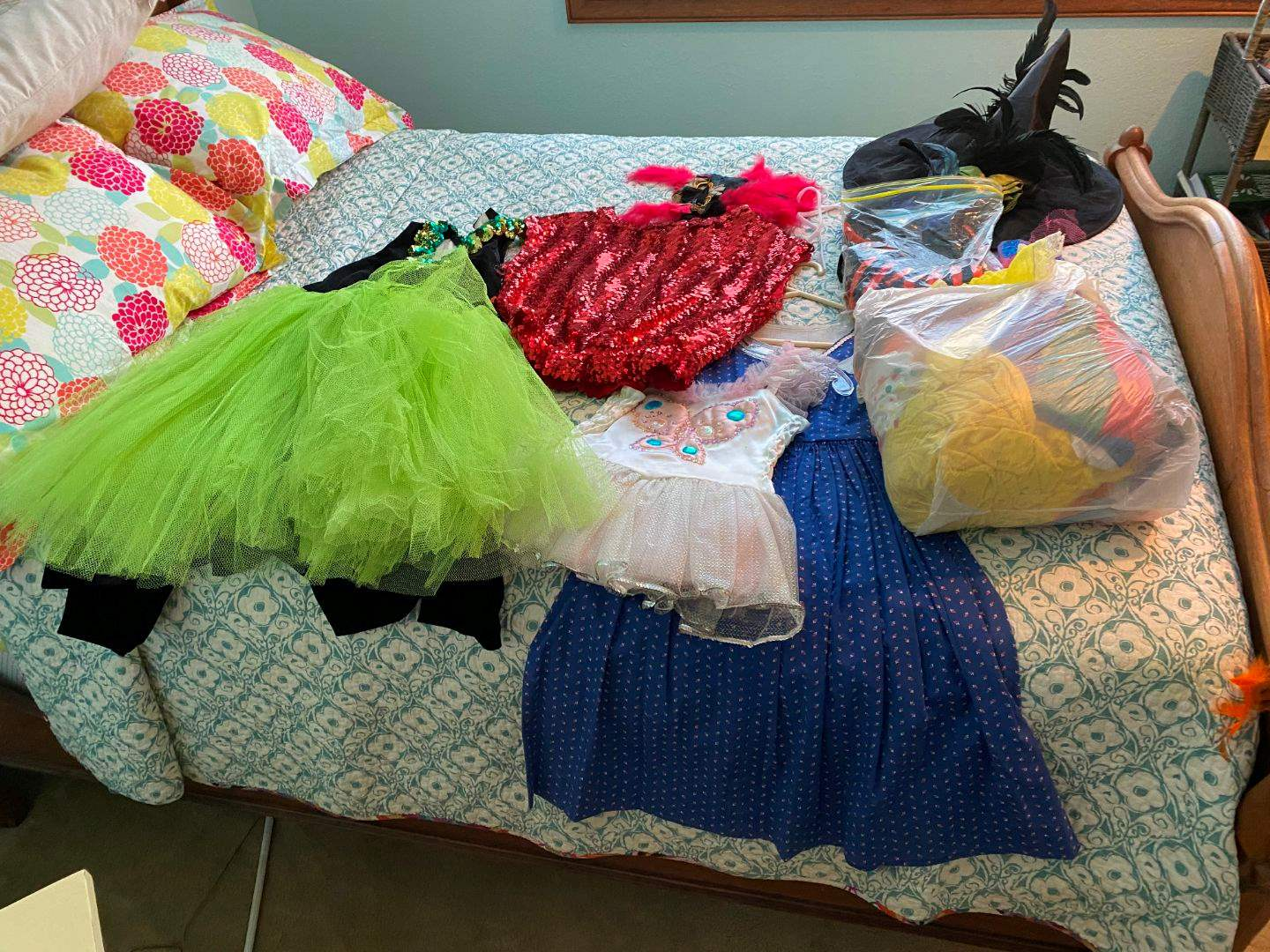 Lot # 110 - Small Selection of Kids Halloween Costumes (main image)