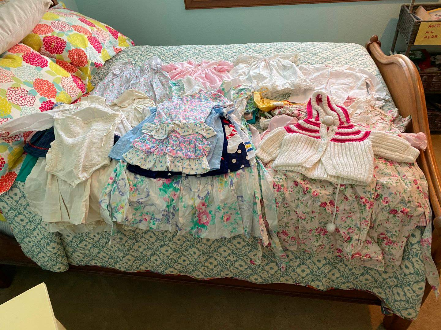 Lot # 111 - Girls Baby & Toddler Clothes - See Pictures for Details (main image)