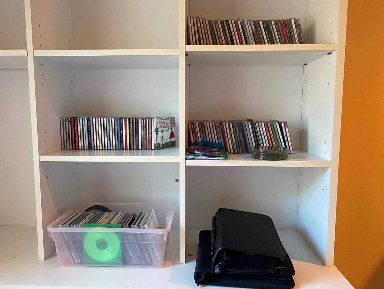 Lot # 124 - Music CD's of Various Genres  (main image)