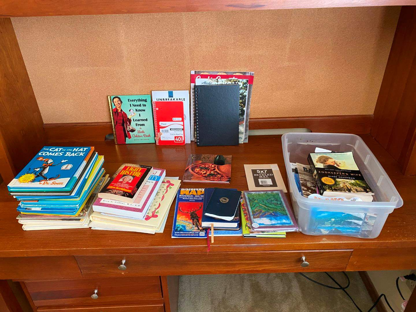 Lot # 155 - Children's books & Other Misc Books (main image)