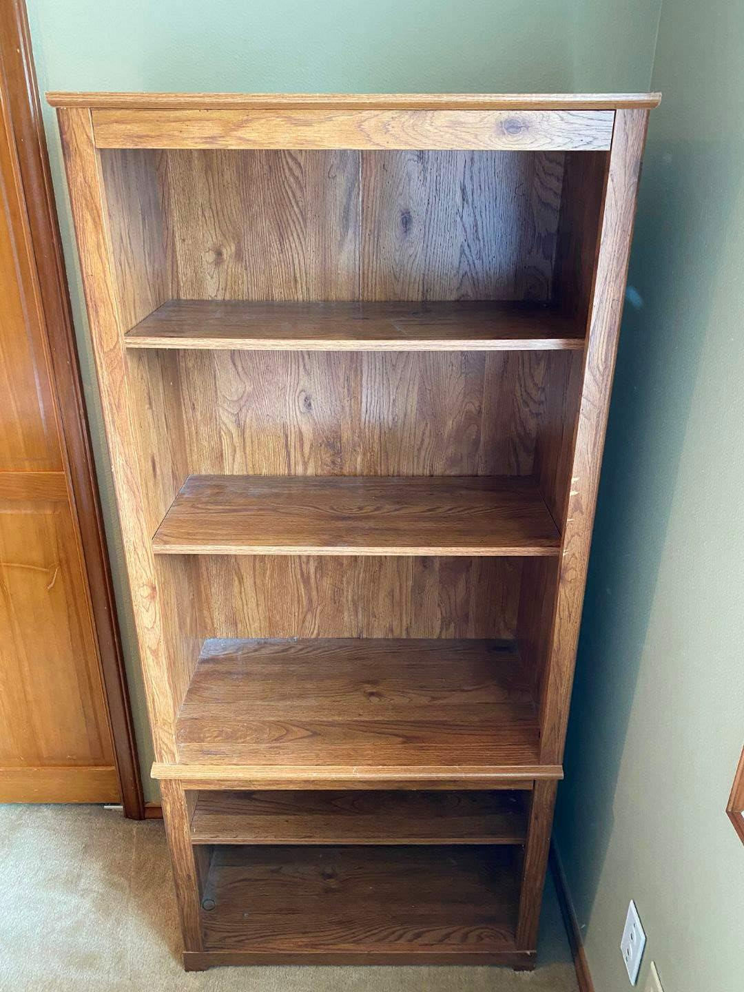 Lot # 95 - Wood Book Shelf (main image)