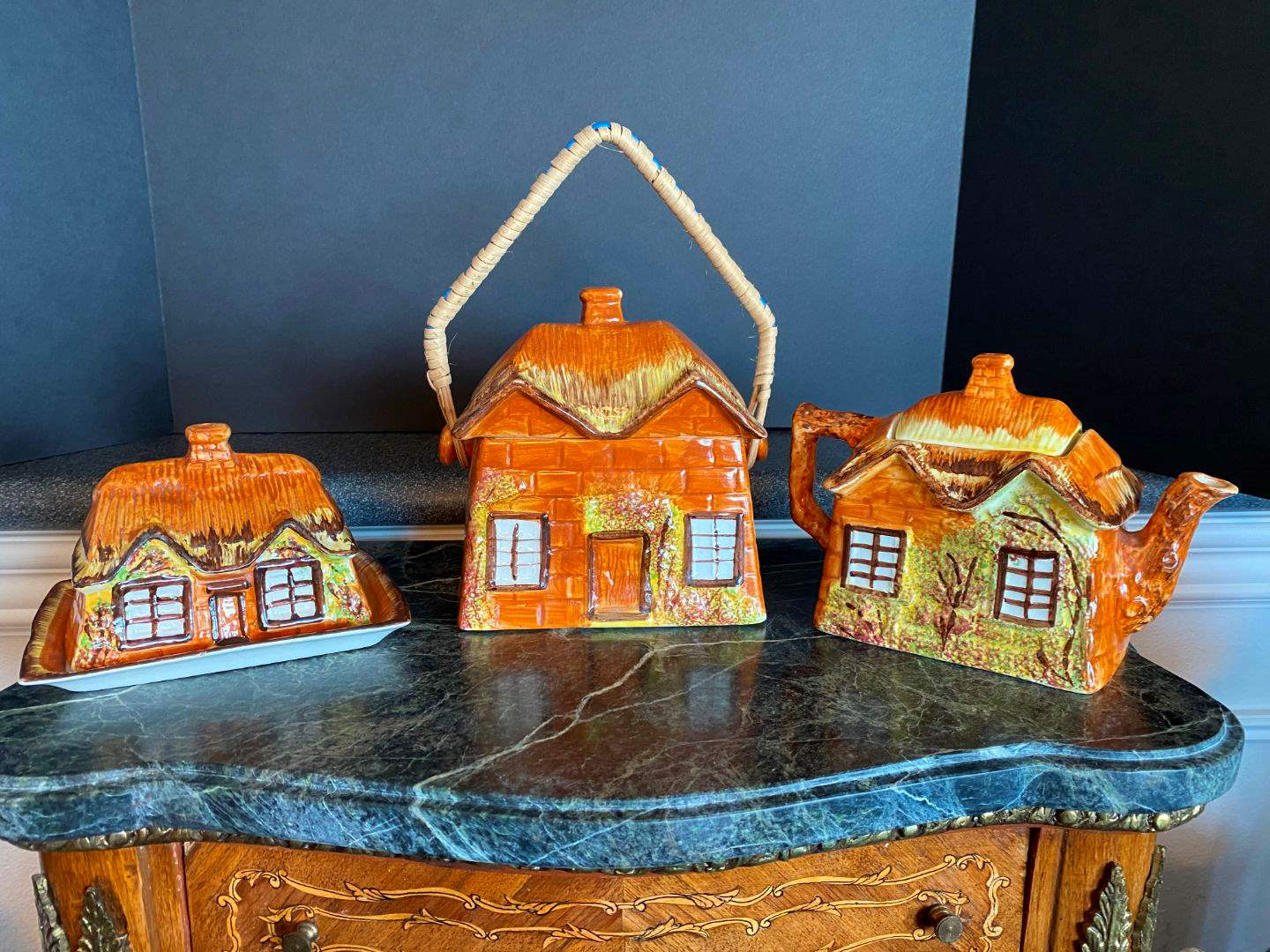 Lot # 83 - 3 Pieces of Price Kensington Cottage Ware  (main image)