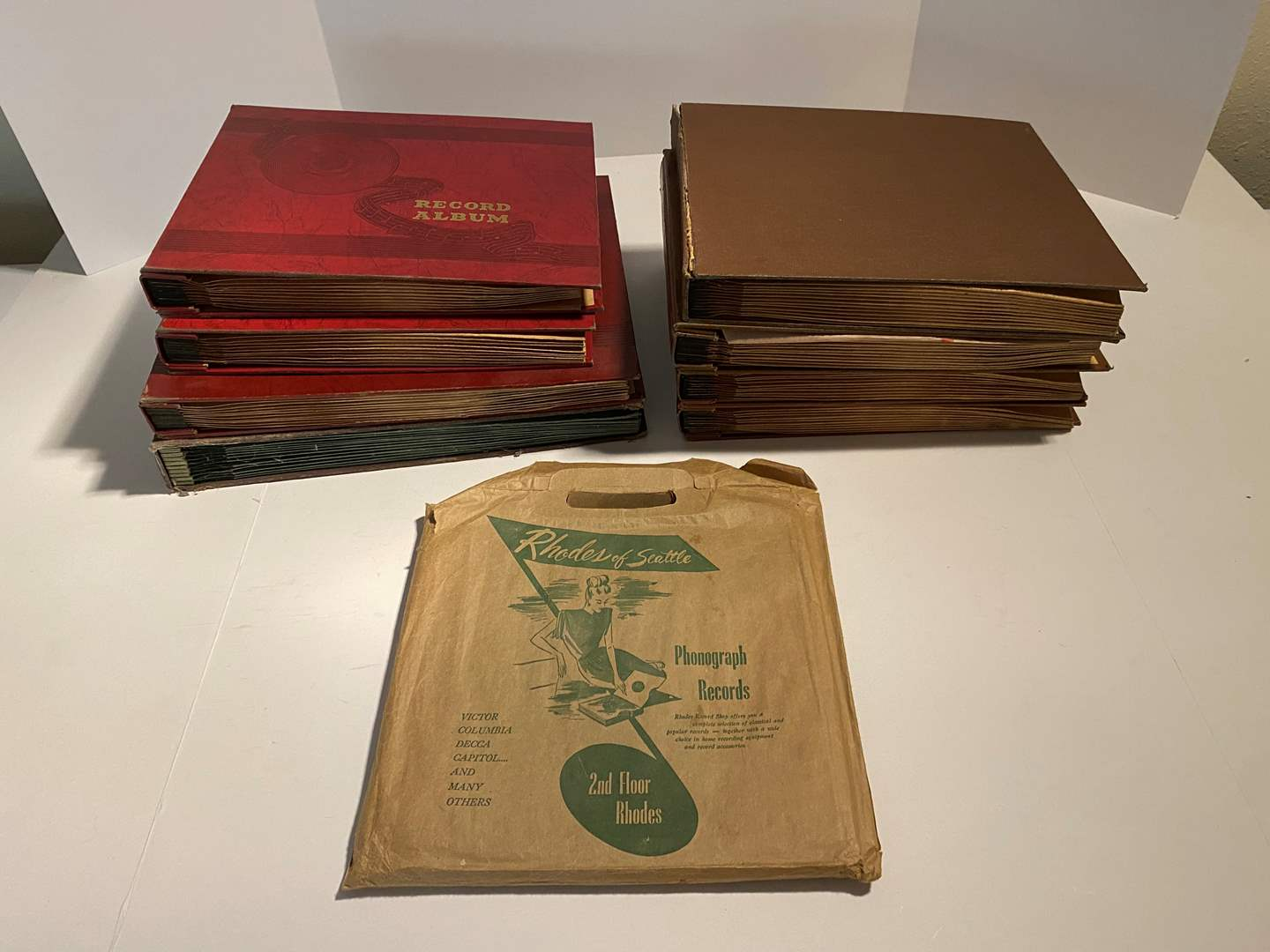 Lot # 15 - Selection of Vintage Records - See Pictures for Titles (main image)