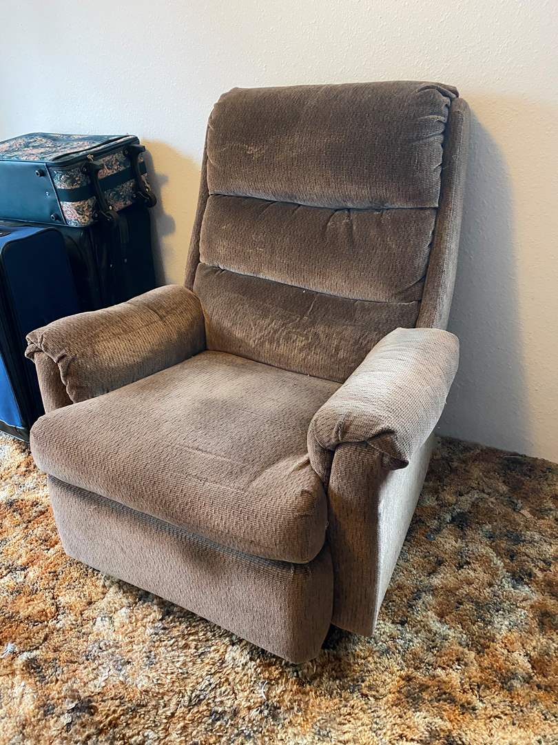 Lot # 203 - Reclining Chair  (main image)
