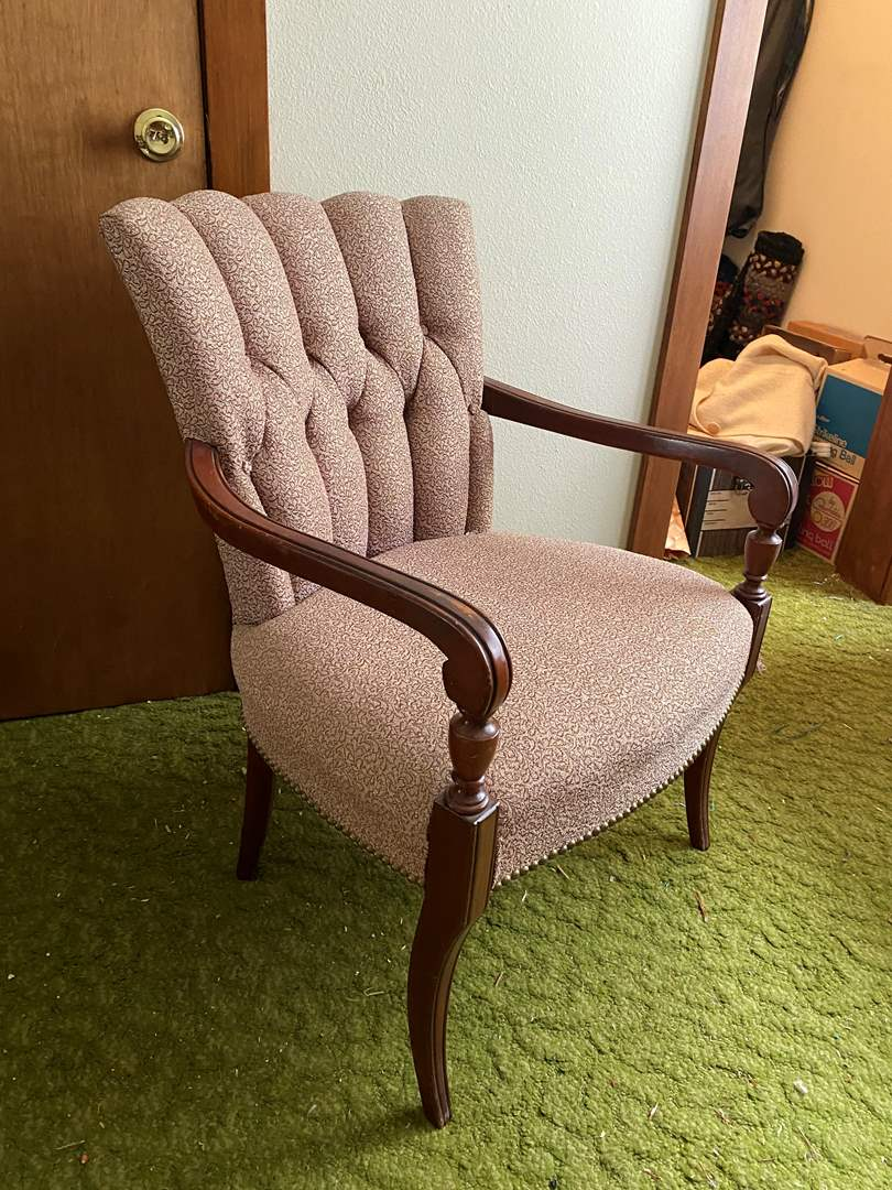 Lot # 241 - Vintage Arm Chair  (main image)