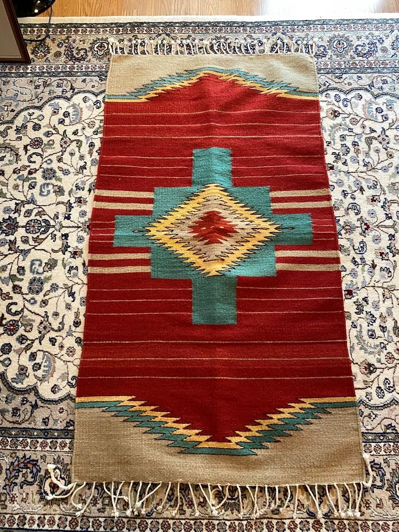 Lot # 123 Cultural Tapestry (main image)