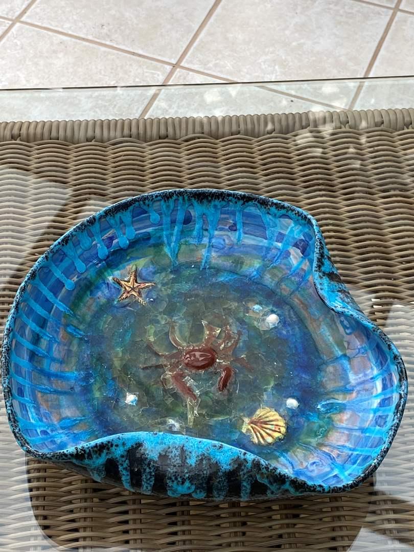 Lot # 220 Oceanic Bowl (main image)