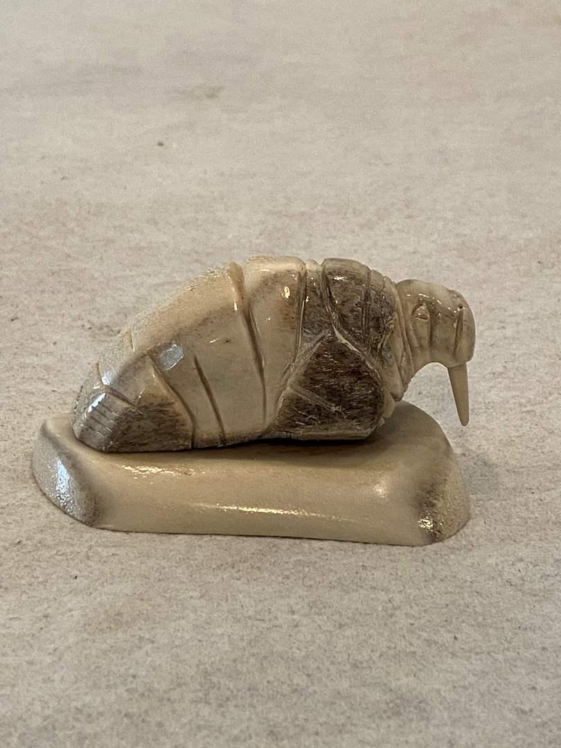 Lot # 76 Rock Walrus (main image)