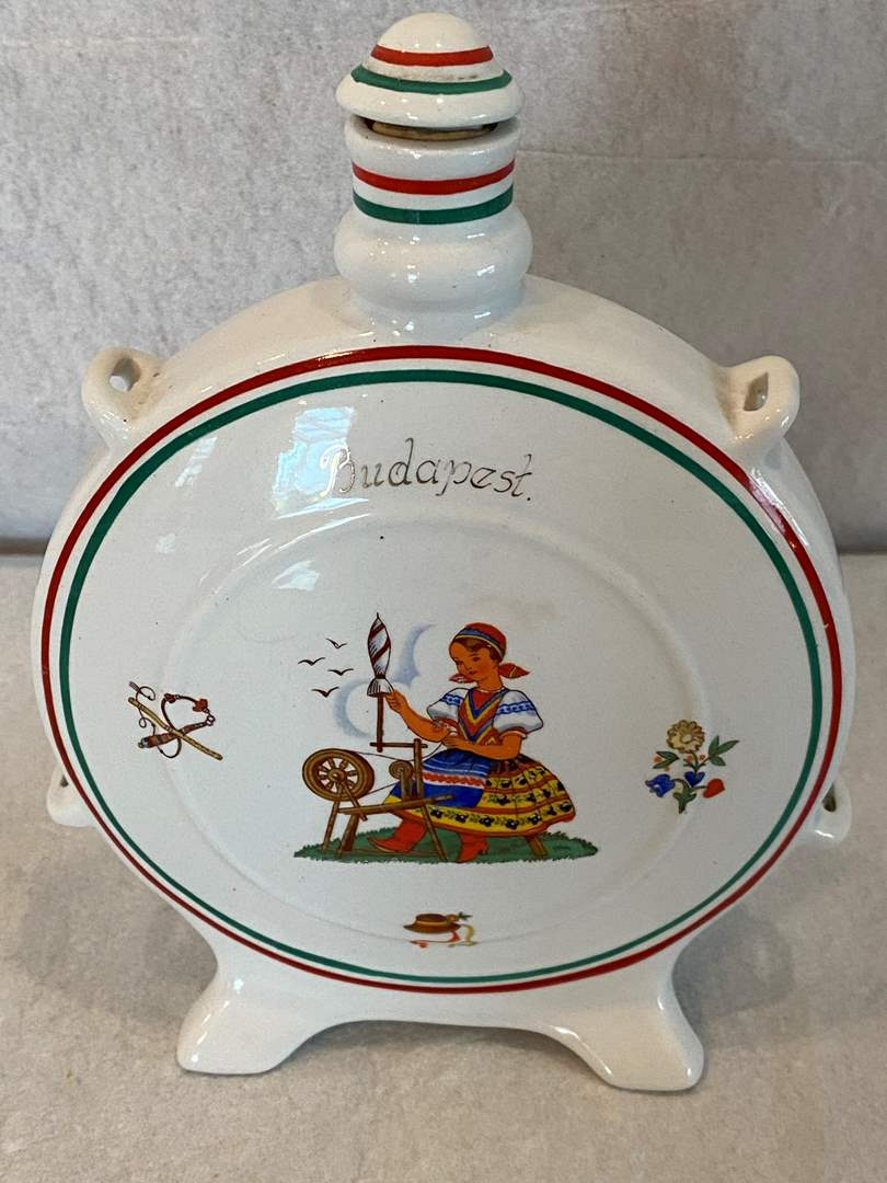 Lot # 64 Budapest Granit German Container (main image)