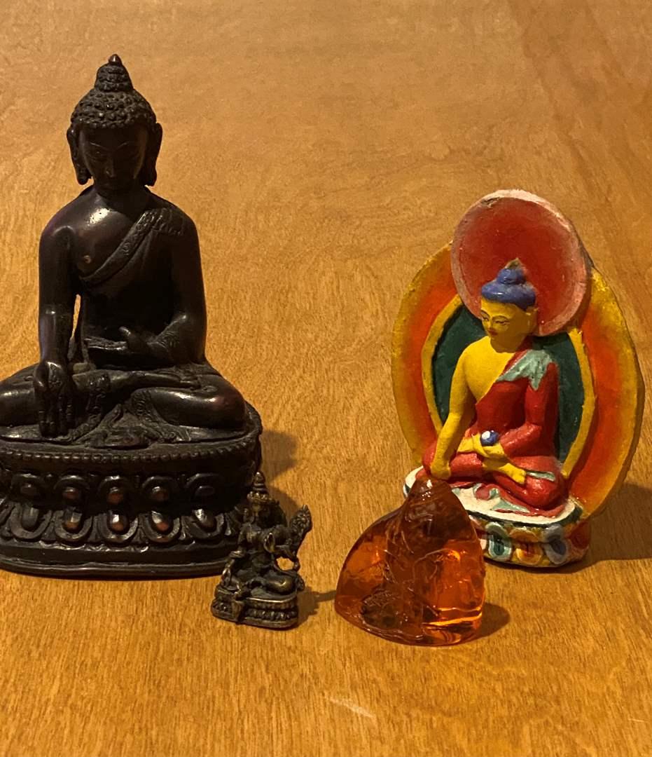 Lot # 158 Buddha Figurines (main image)