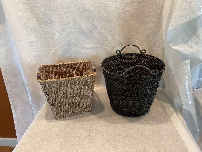 Lot # 236 Wicker Baskets (main image)