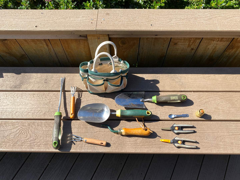 Lot # 332 Lot of Gardening Tools (main image)