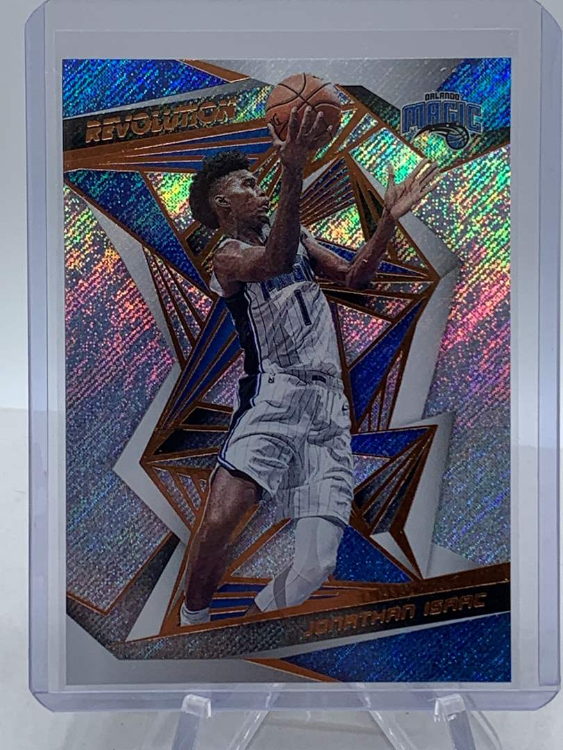 Lot # 231 2019 Panini Revolution JONATHAN ISAAC Magic (main image)