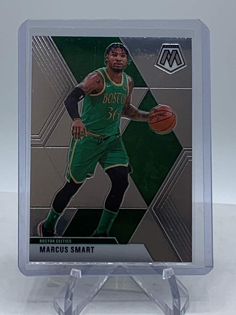 Lot # 265 2019-20 Panini Mosaic MARCUS SMART Celtics (main image)
