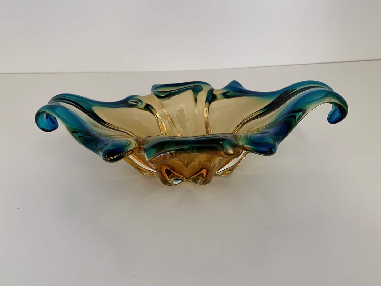 Lot # 46 Glass Bowl (main image)