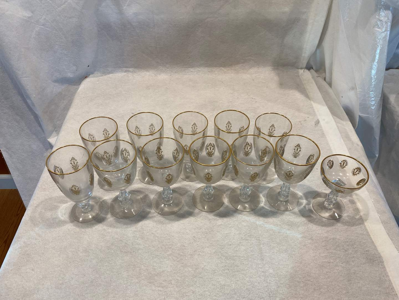 Lot # 99 Lot of Goblets (main image)