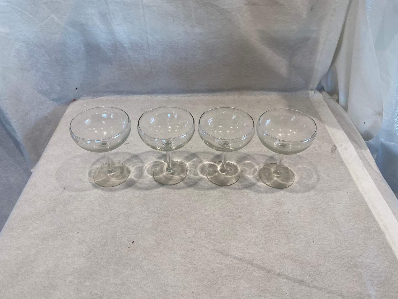 Lot # 102 Set of 4 Wine Glasses (main image)
