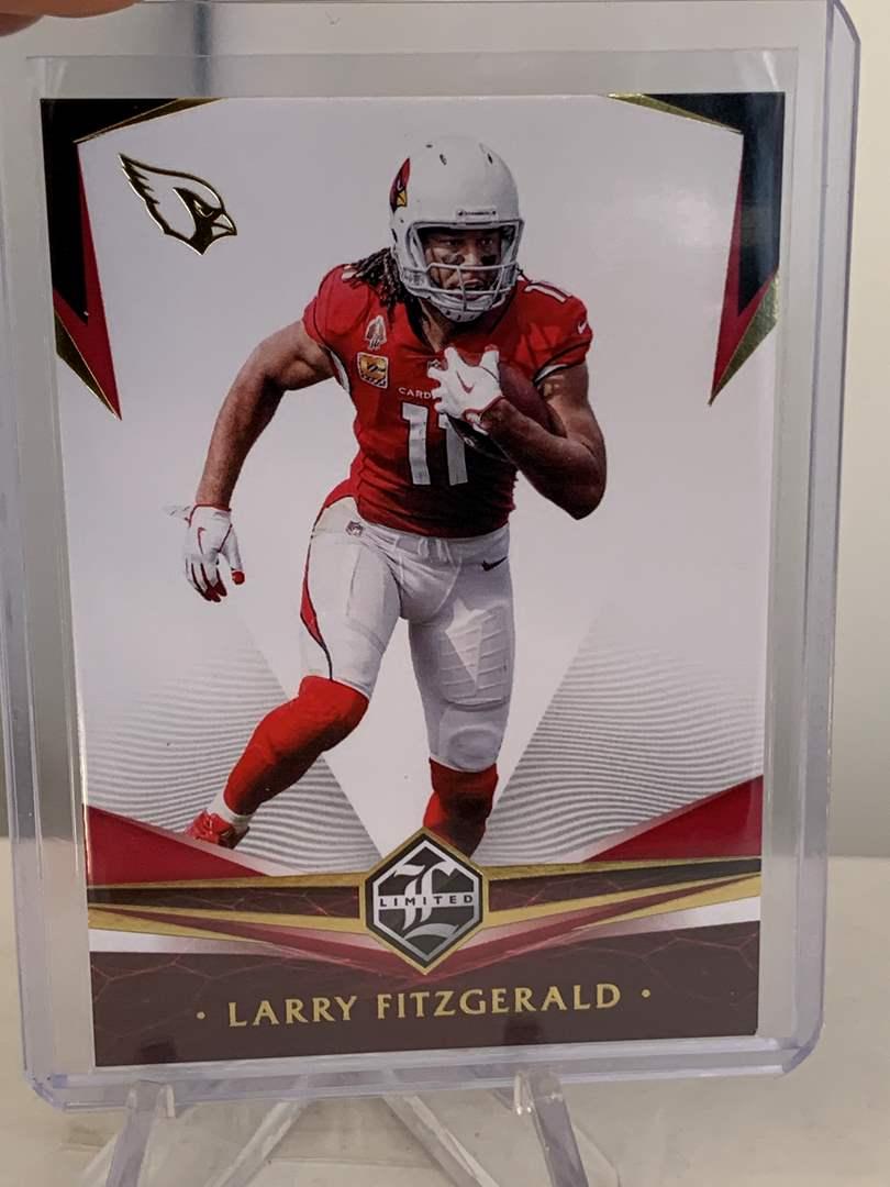 Lot # 61 2020 Panini Limited LARRY FITZGERALD Cardinals (main image)