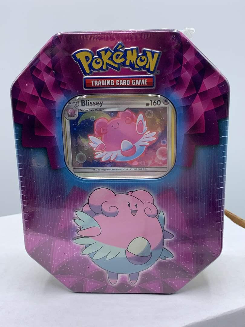 Lot # 69 Sealed Pokemon Trading Card Game - Blissey (main image)