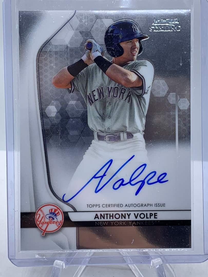 Lot # 106 2020 Bowman Sterling ANTHONY VOLPE Auto (main image)