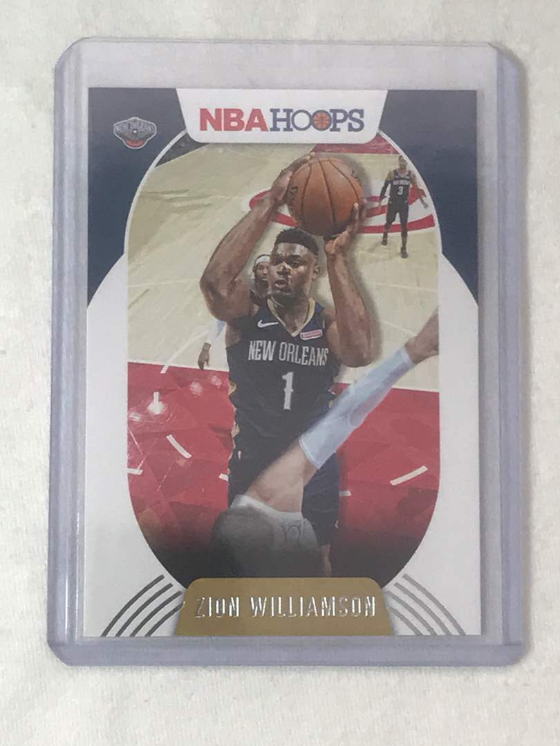 Lot # 14 2020-2021 Panini Hoops ZION WILLIAMSON  (main image)