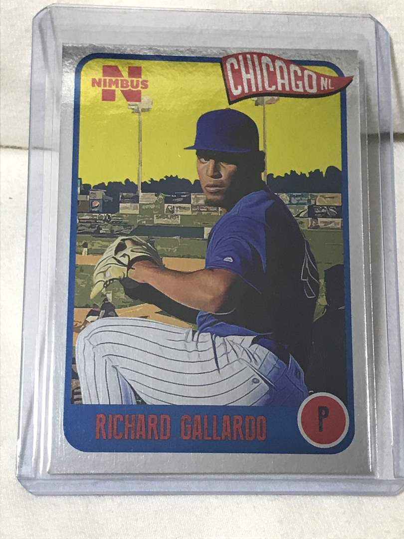 Lot # 109 2020 Onyx Nimbus RICHARD GALLARDO  (main image)