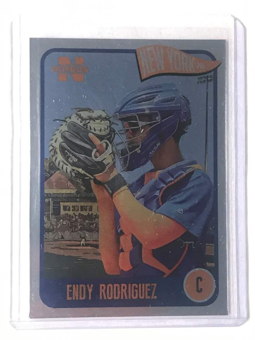 Lot # 121 2020 Onyx Nimbus ENDY RODRIGUEZ  (main image)