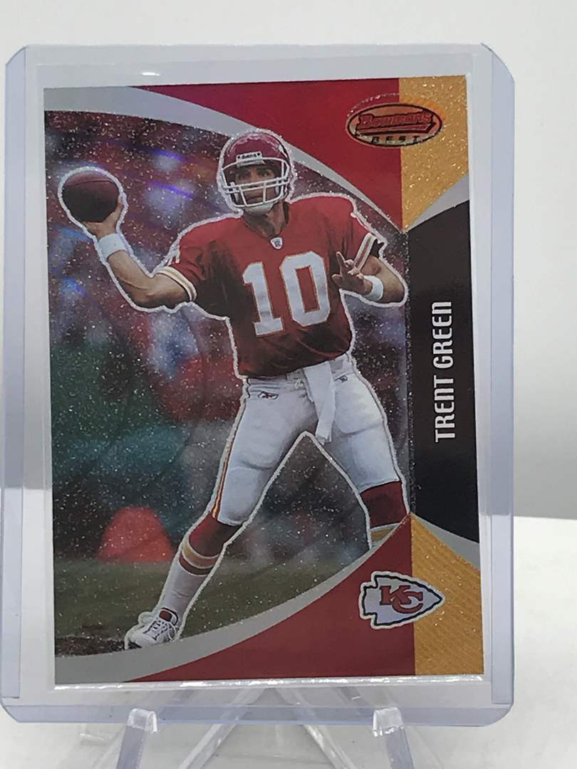 Lot # 276 2003 Bowman's Best TRENT GREEN (main image)