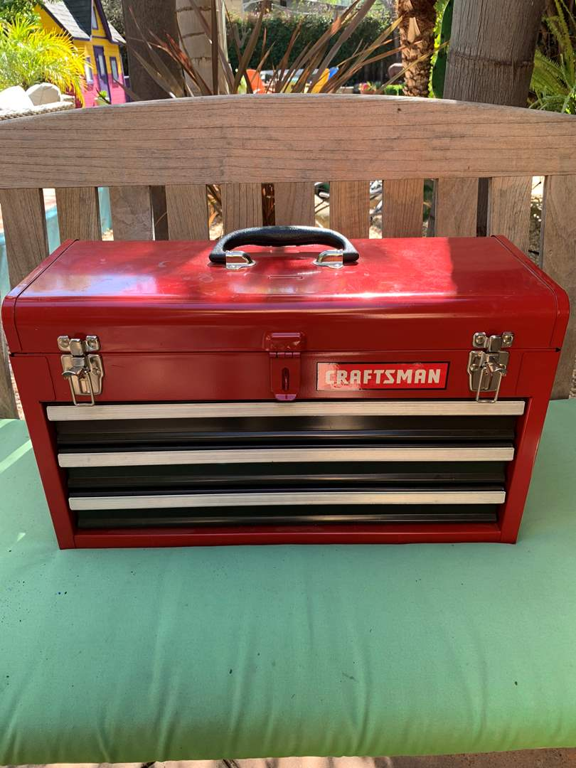 Lot # 86 Craftsman Tool Box (main image)