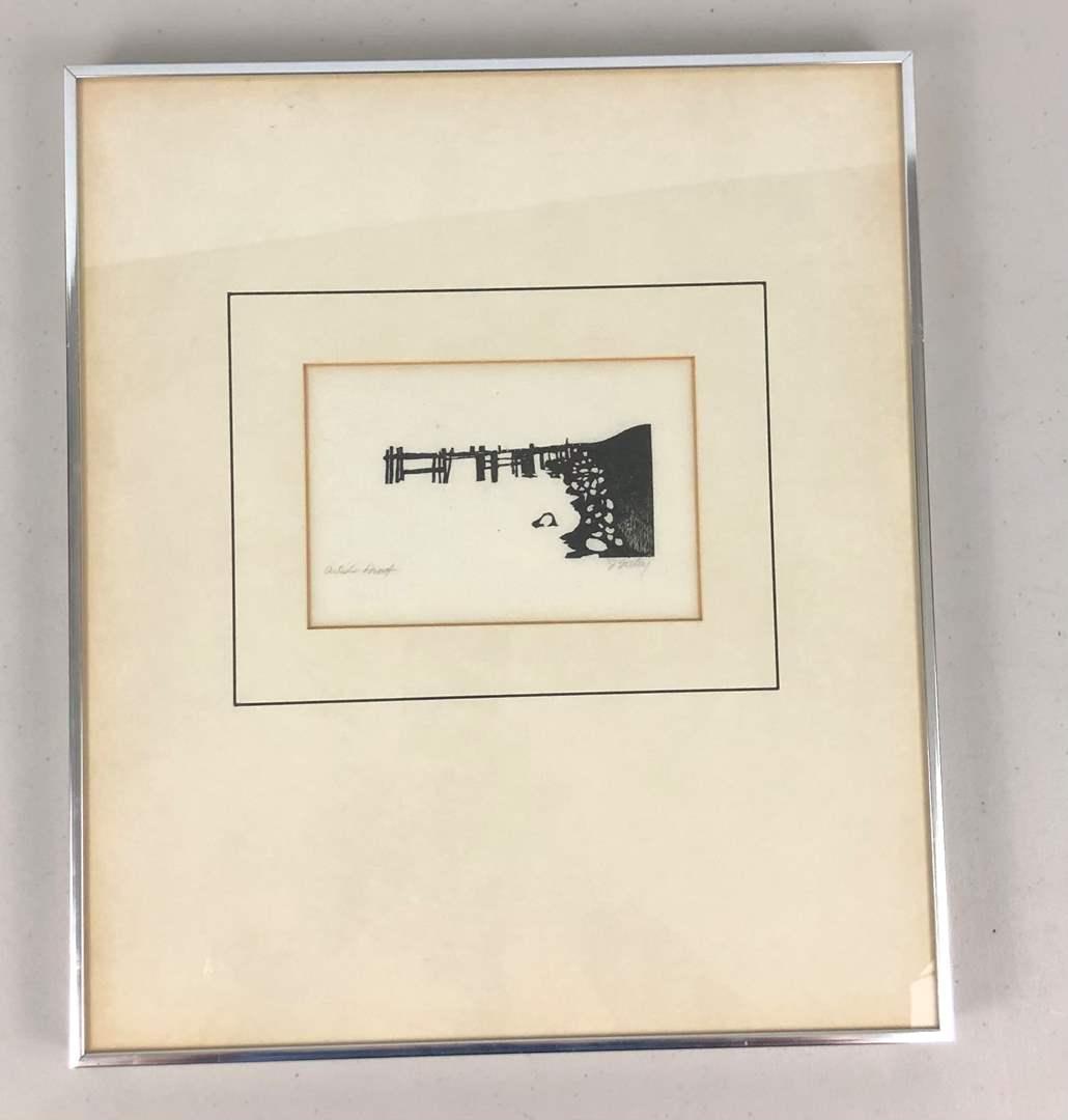 Lot # 223 Jay Seeley - Framed Signed Art (main image)