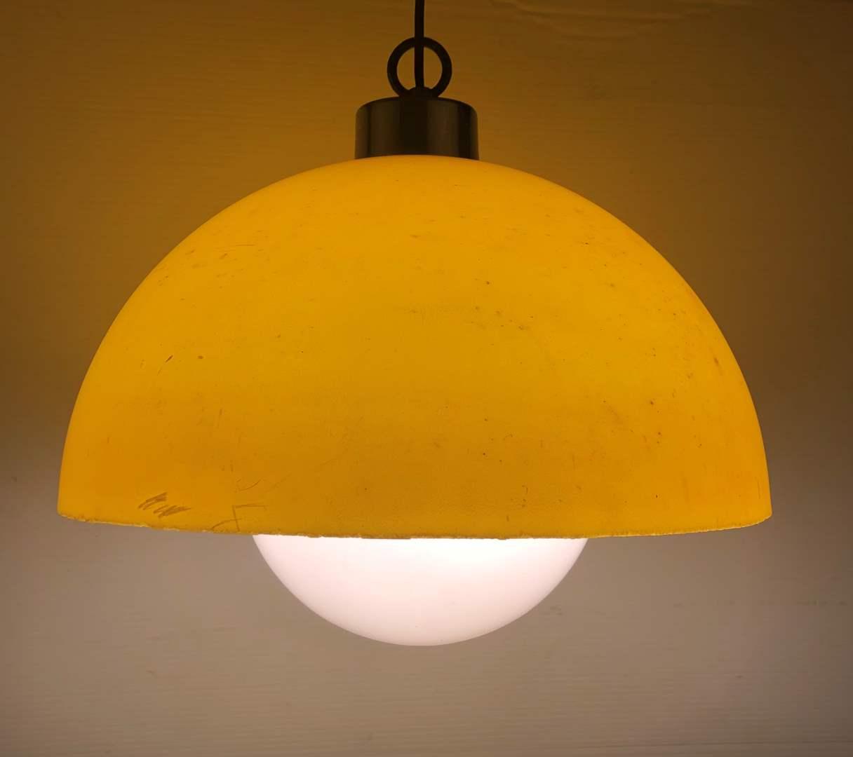 Lot # 226 Retro Swag Lamp (main image)
