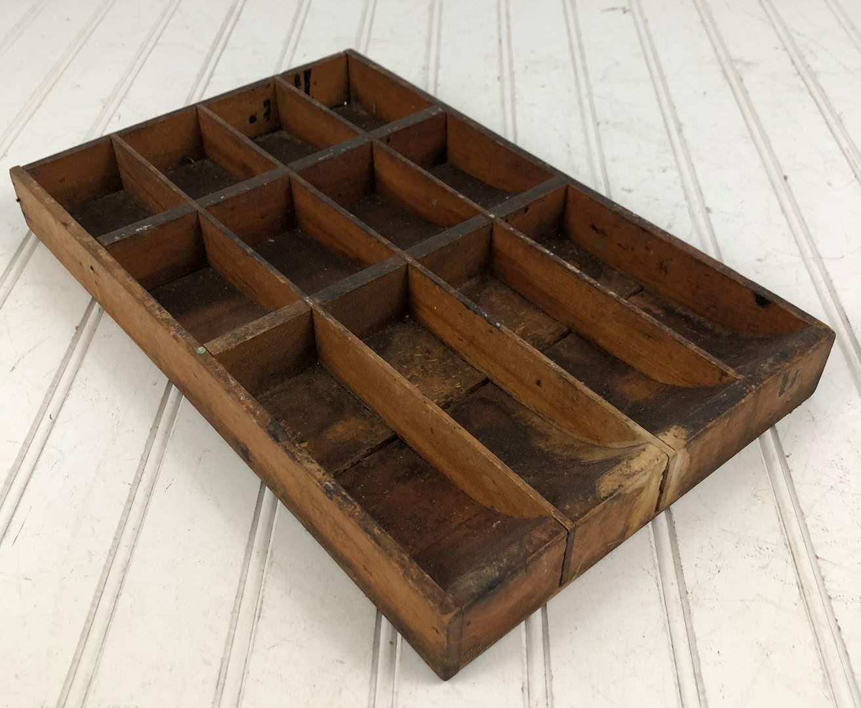 Lot # 239 Vintage Wooden Cash Register Drawer? (main image)