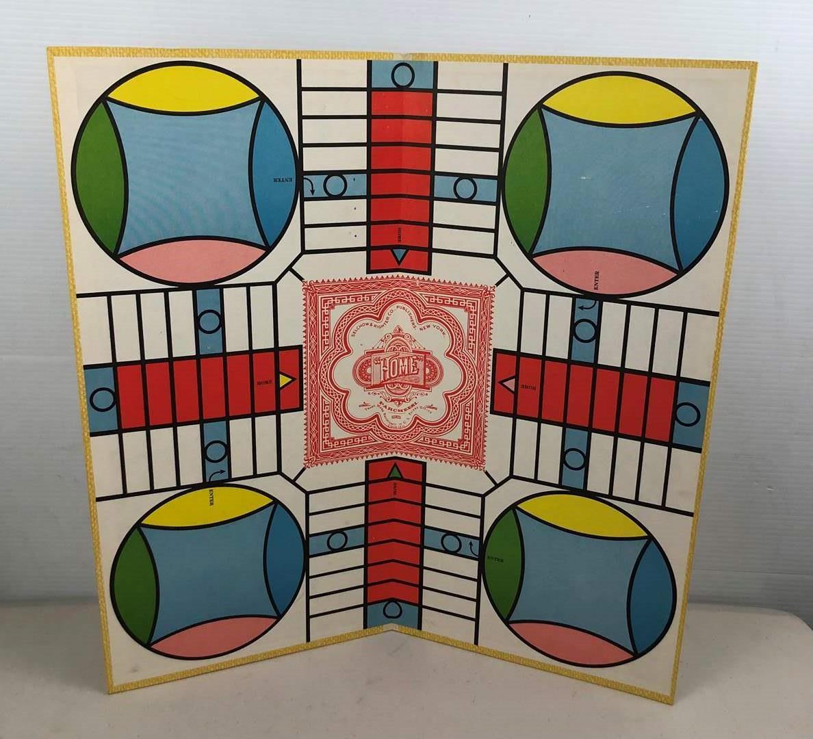 Lot # 220 1975 Parcheesi Board Game (main image)