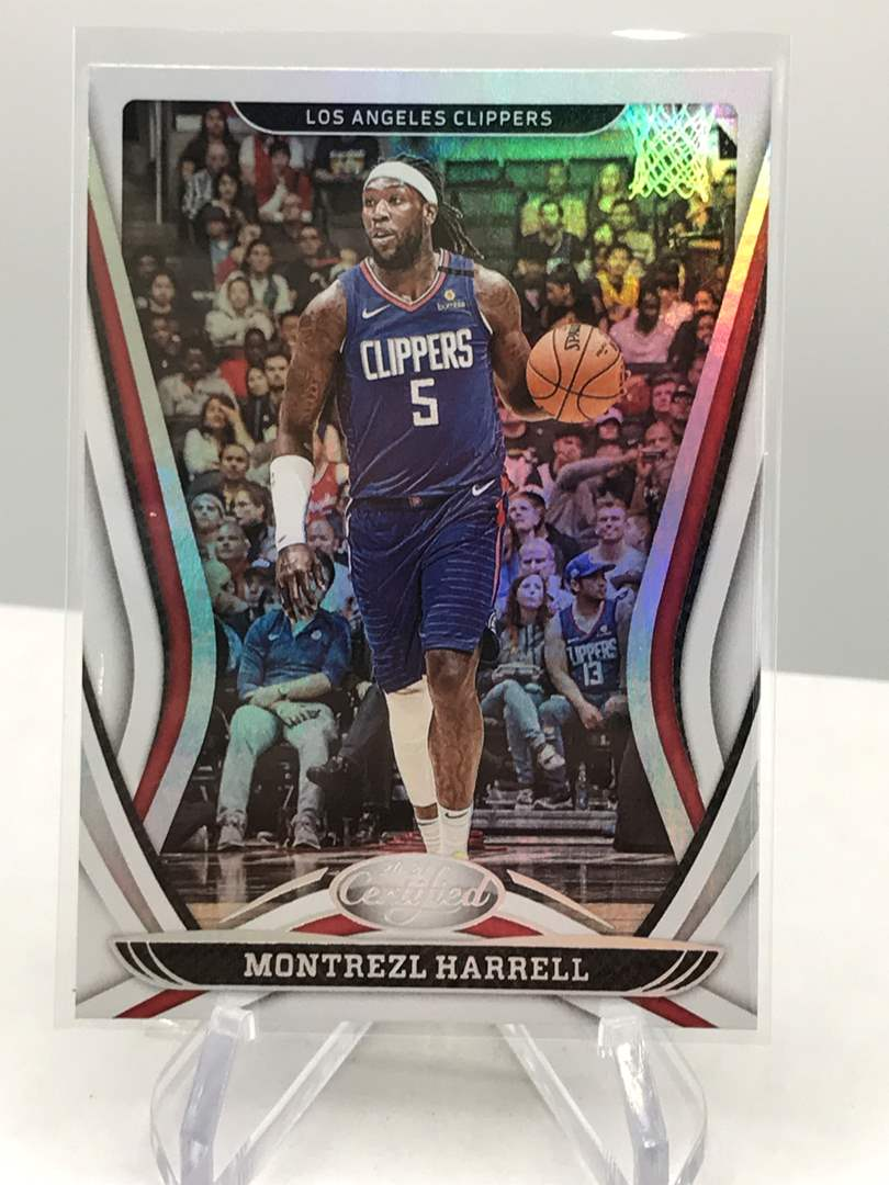 Lot # 121 2020-21 Panini Certified MONTREZL HARRELL (main image)