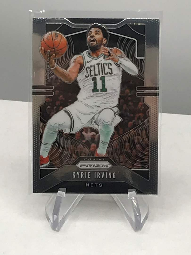 Lot # 135 2019-20 Panini Prizm KYRIE IRVING (main image)