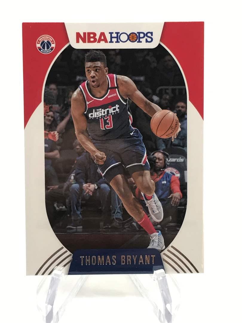 Lot # 183 2020-21 PANINI NBA HOOPS THOMAS BRYANT (main image)