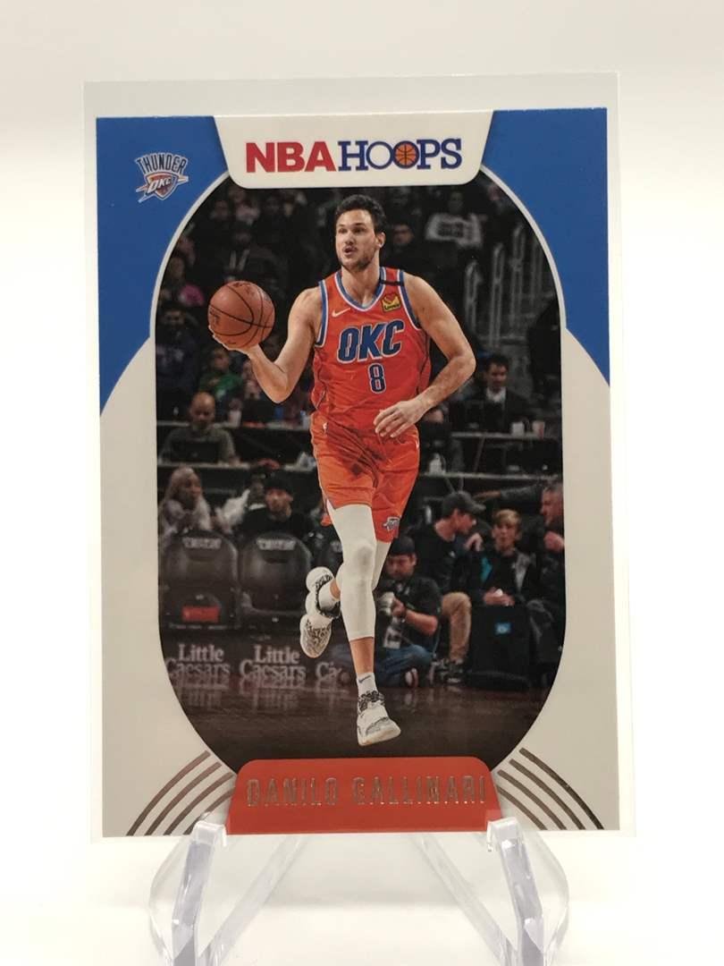 Lot # 194 2020-21 PANINI NBA HOOPS DANILO GALLINARI (main image)