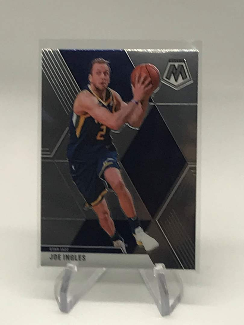 Lot # 205 2019-20 Mosaic JOE INGLES (main image)