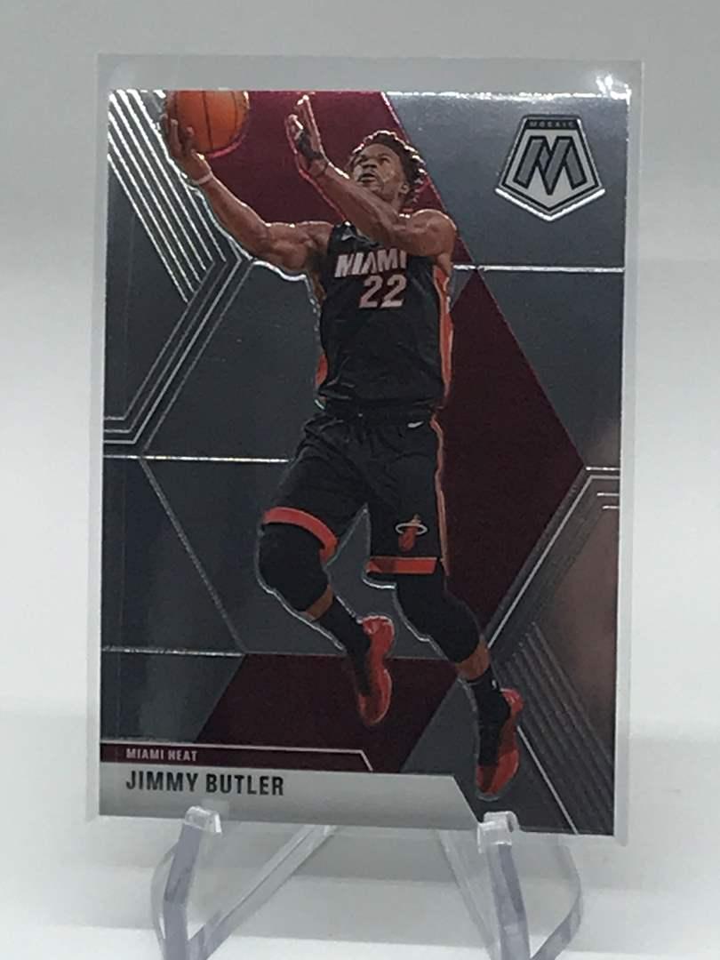 Lot # 206 2019-20 Mosaic JIMMY BUTLER (main image)