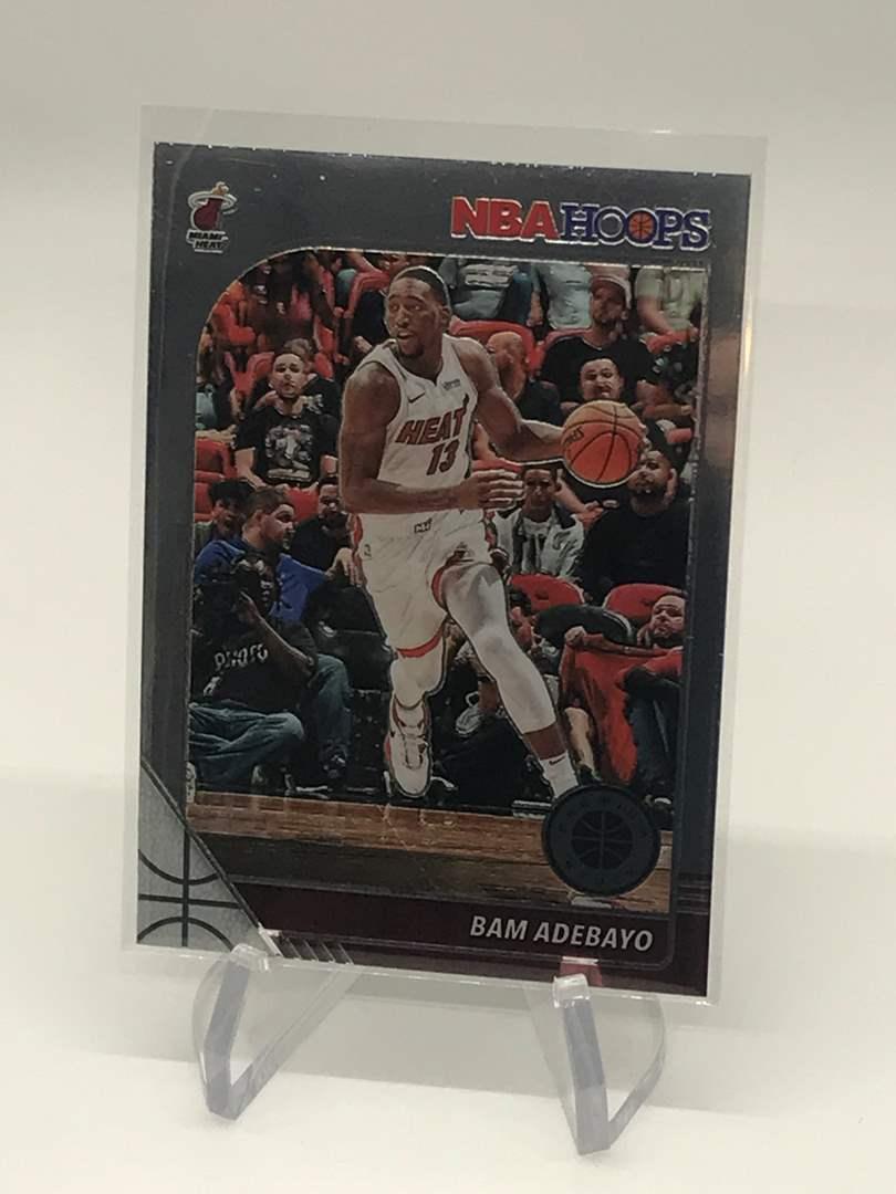 Lot # 209 2019-20 Panini NBA Hoops BAM ADEBAYO (main image)