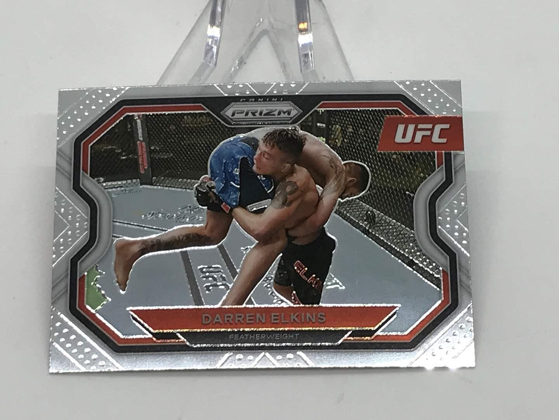 Lot # 194 2021 Panini Prizm UFC DARREN ELKINS  (main image)