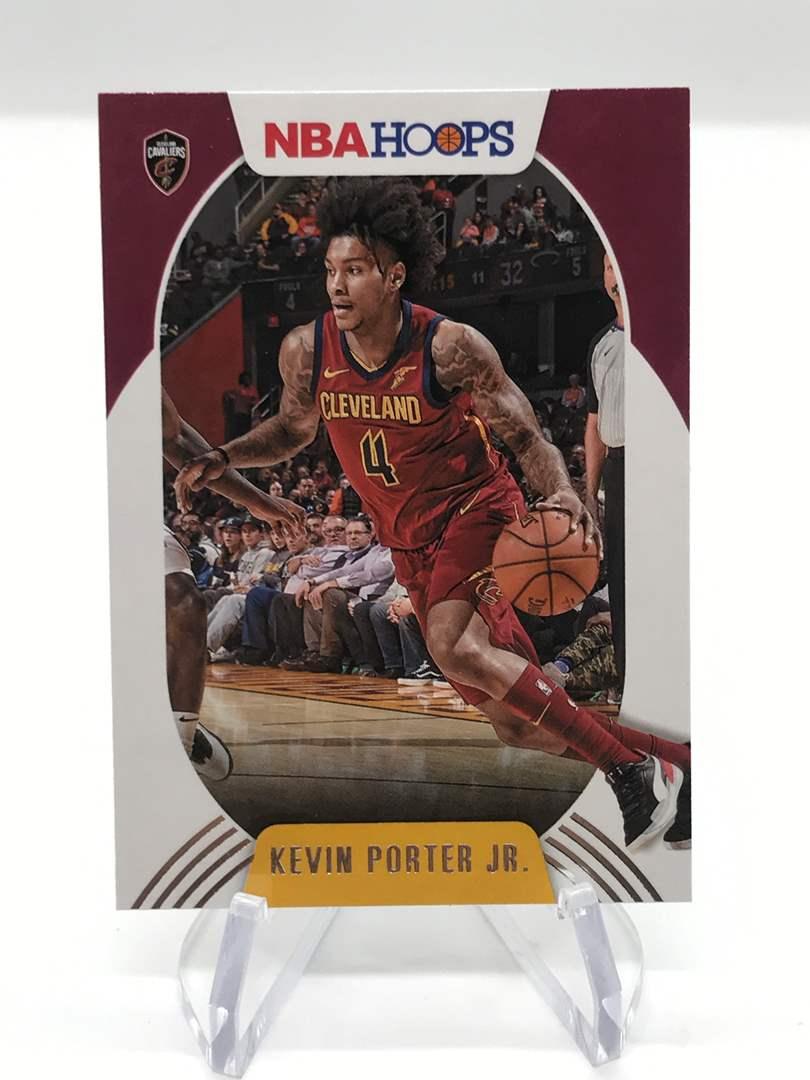 Lot # 283 2020-21 Panini Hoops KEVIN PORTER JR. (main image)