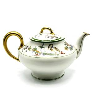 French Bernardaud Limoges Teapot