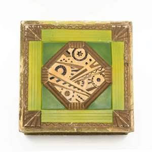 Art Deco Roger & Gallet Box