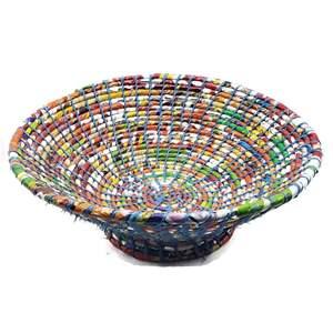 Folk Art Basket