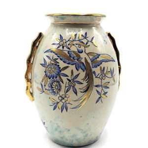Antique Boch Freres Vase